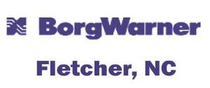 Borg Warner Fletcher NC