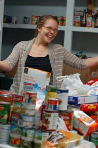 Emma Elem Food Drive 2012