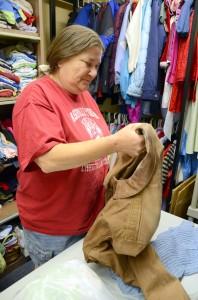 Pat Clothing Closet